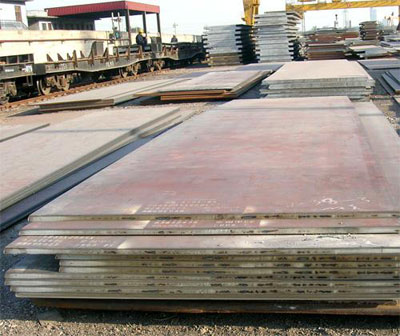 Steel for Boilers and Pressure Vessels A516 gr.60